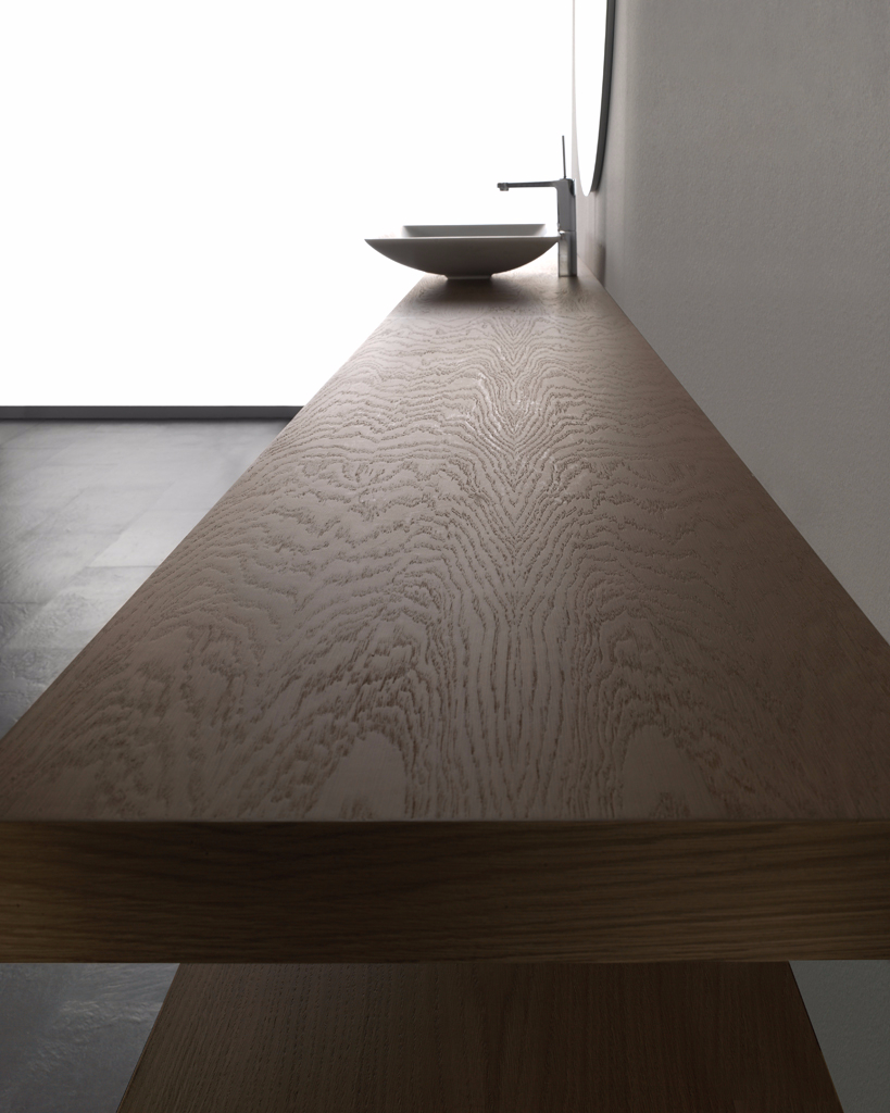 encimera madera