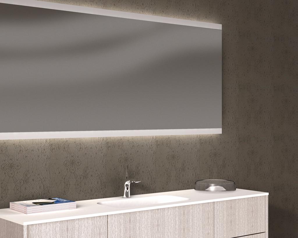 Espejos con luz led cool espejo del bao espejo con luz for Espejos con luz integrada