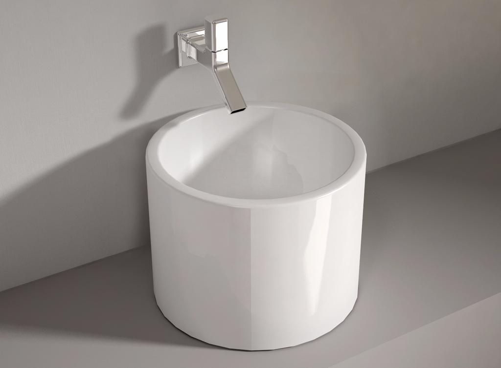 lavabos de porcelana mapini